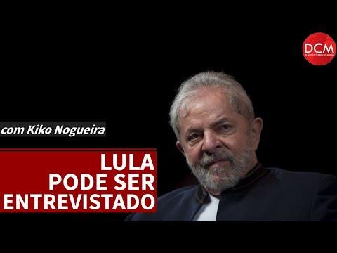 STF autoriza entrevistas de Lula na prisão