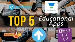 Top 5 Educational Apps for Students in 2019