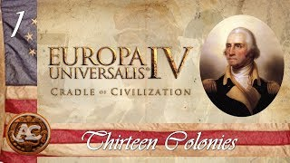 USA #1 || EU4 Cradle of Civilization Gameplay ITA