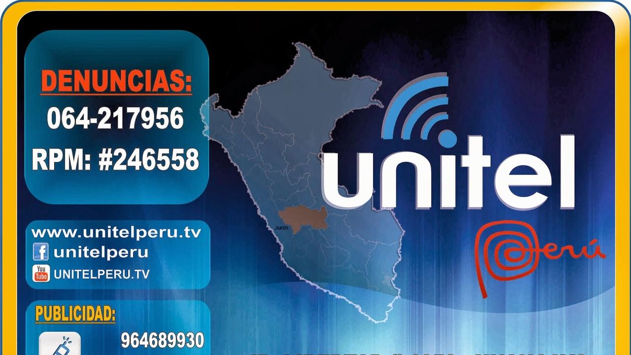 Canal en vivo 9 unitel