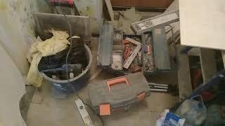Если ремонт ванной комнаты производится в жилой квартире