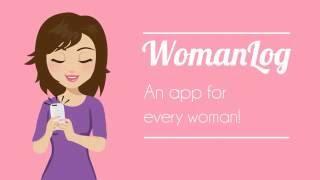 WomanLog календарь