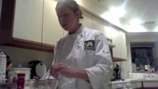 Laura Hahn Drexel University Cooking Show Proposal