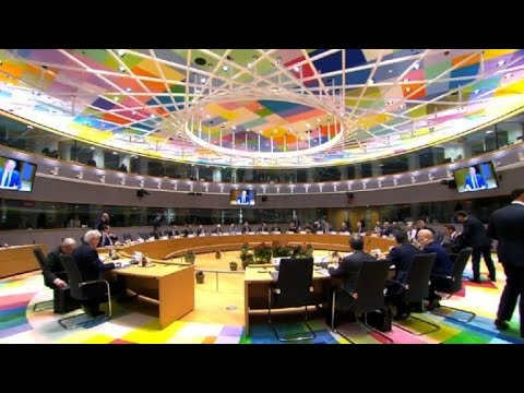 European leaders gather for roundtable at special EU summit