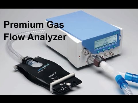 Flow Analyser - premium gas flow analyzer