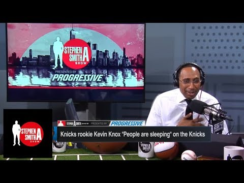 Stephen A. makes NBA over/under predictions (and roasts Knicks) | The Stephen A. Smith Show | ESPN