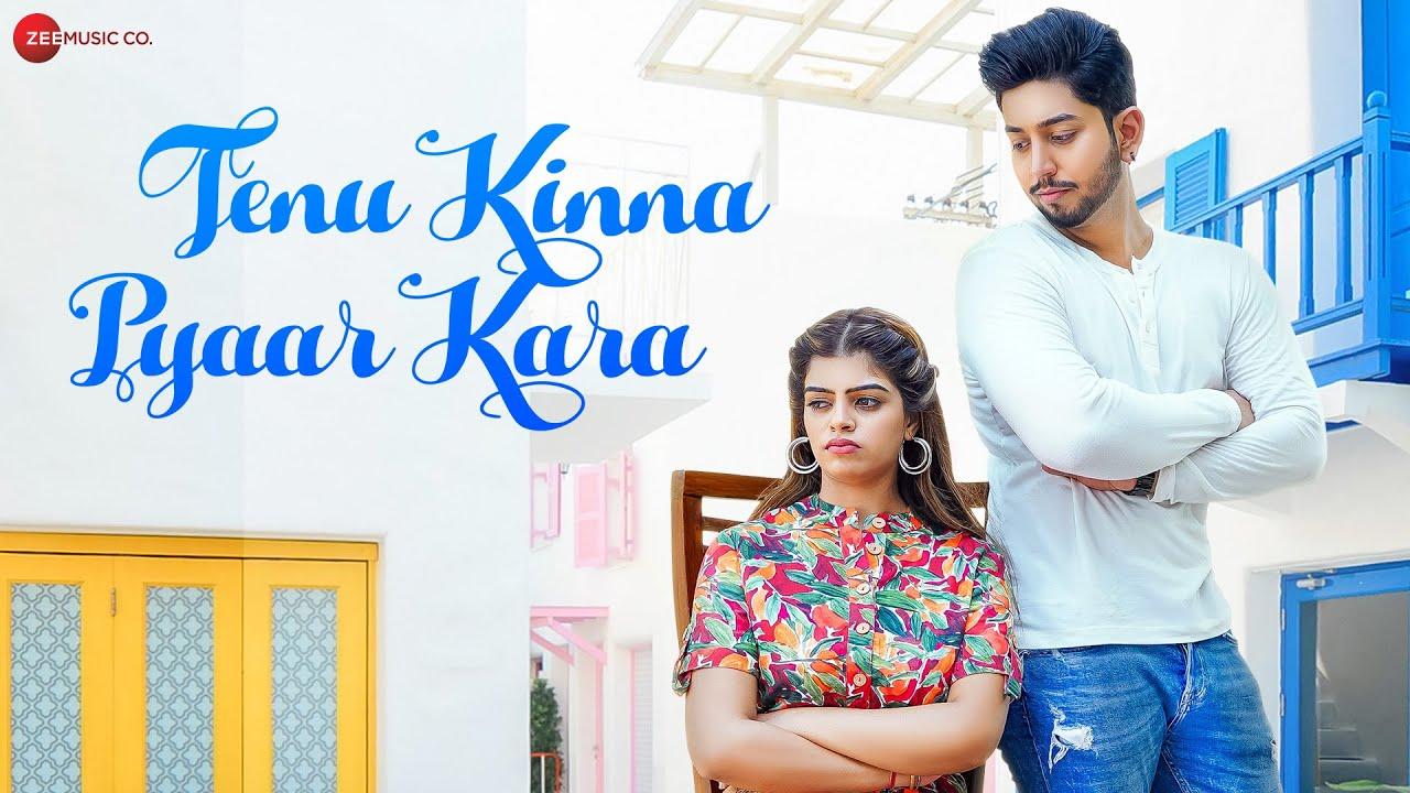 Tenu Kinna Pyaar Kara - Official Music Video | Kishan Rai & Prachi Singh | Piyush Shukla | JJ Vyck