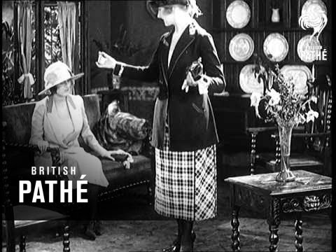 Time To Remember - Teenage Flapper  1920s  - Reel 1 (1920-1929)