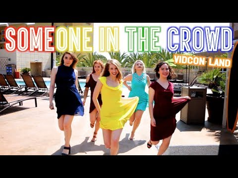 SOMEONE IN THE CROWD | VIDCON LAND