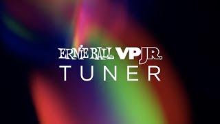 Ernie Ball: The VPJR Tuner