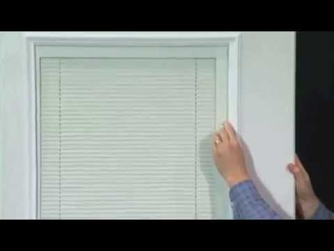 NBP: Re Engaging The Operator On Internal/Enclosed Door Glass Blinds