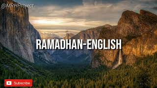 Gambar cover Maher Zain|Ramadhan English Version with lyrics