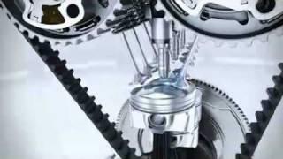 Ford moteur EcoBoost 3 cylindres