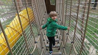 Awesome Playground Family Time | Arcadius Kul