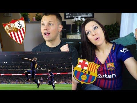 Andres Iniesta Last Final Game for Barcelona?   Sevilla Vs Barcelona Reaction