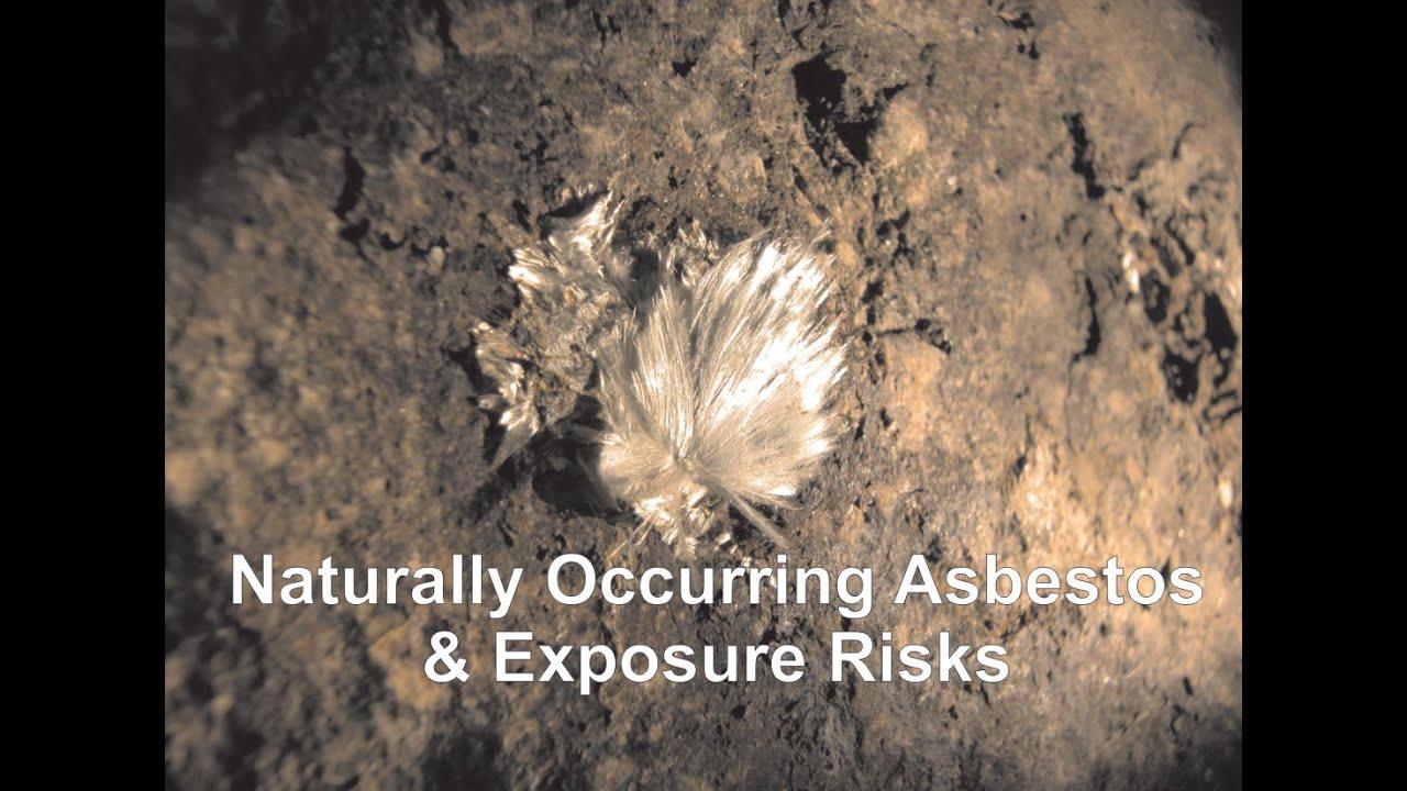 Naturally Occurring Asbestos Mexico