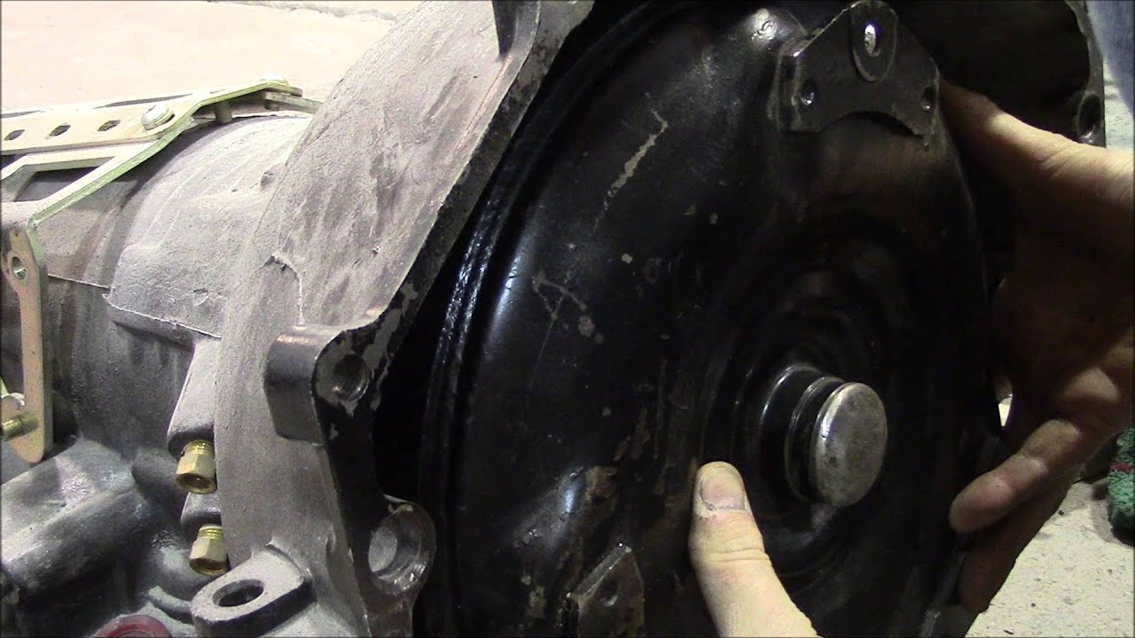 small resolution of torque converter issue solved