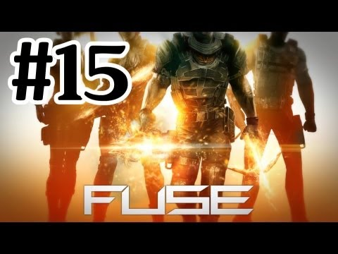 Fuse Gameplay Walkthrough Part 15 - With Commentary 1080p