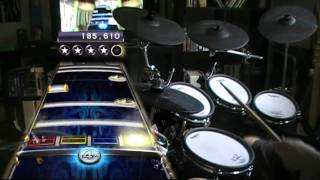 [ERG] Rock Band 3 Blood And Thunder Expert Pro Drums 100% FC