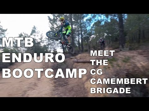 CG Kamember Brigade MTB ENDURO BOOTCAMP - Riding in Spain During Winter is Awesome - CG VLOG #51