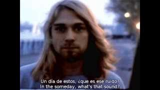 I Hate Myself And Want To Die - Nirvana (Sub español y letra)