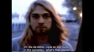 I Hate Myself And Want To Die - Nirvana (Sub español y letra)