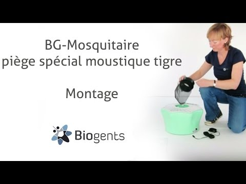 montage du bg mosquitaire pi ge sp cial moustique tigre youtube. Black Bedroom Furniture Sets. Home Design Ideas