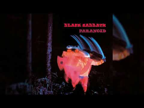 Black Sabbath Paranoid full album