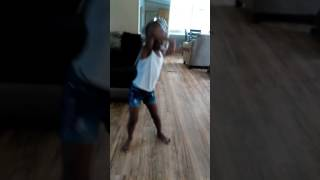 4 yr old freestyle..Nick cannon.wild n out..pick up n kill it