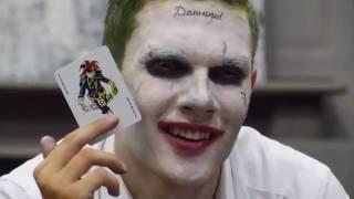 Харли и Джокер cosplay (отряд самоубийц)