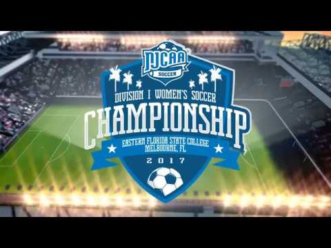 2017 NJCAA Division I Women's Soccer Championship - ASA College vs. Tyler Junior College