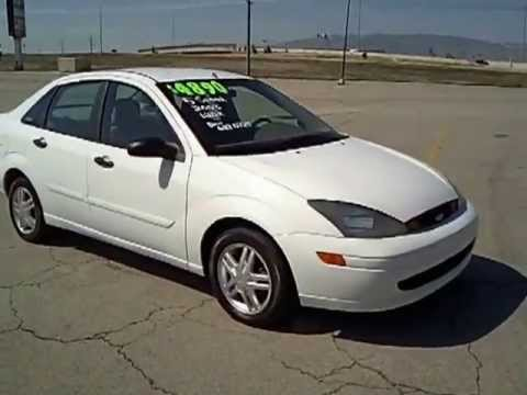 2003 Ford Focus Se Front Wheel Drive 5 Speed Manual Youtube