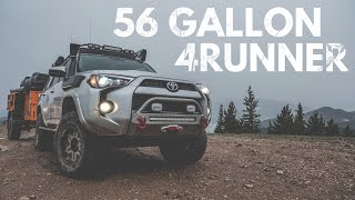 4Runner gets crazy extended range with this upgrade - (FIRST EVER INSTALL)