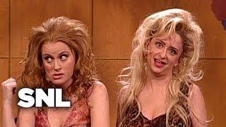 Vidali and Coast Guard Carrie - Saturday Night Live