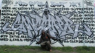 Gang Starr Mural..One Of The Best Yet... By OustemOne ESBIBS...2019