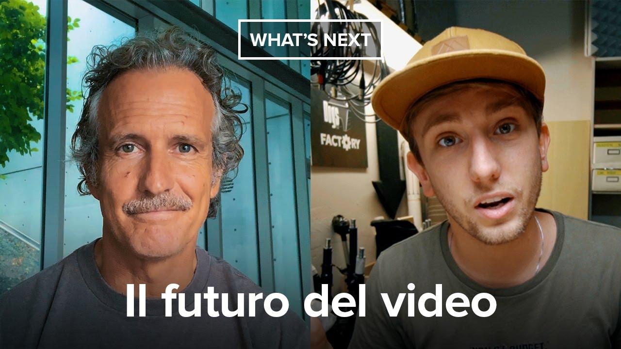 Il futuro della comunicazione video | What's Next ft. @Slimdogs - Alessandro Benetton