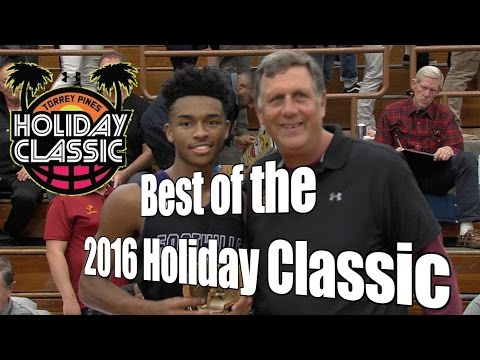 Best of the 2016 Under Armour Holiday Classic