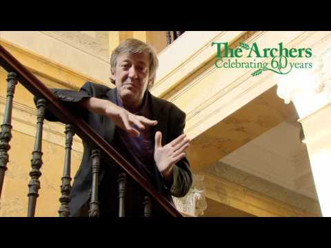 Stephen Fry on social class in The Archers