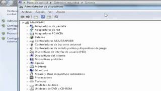 Como configurar driver de tarjeta de video Vga standar