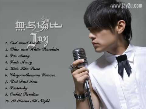 [周杰倫 Jay Chou Playlist 3] Chinese style music collection ~ Trung Quốc phong