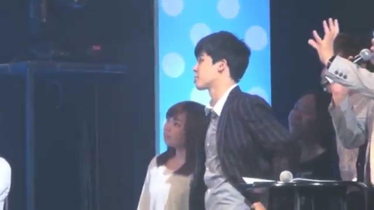 방탄소년단 bts jimin treat army like a girlfriend lucky fangirl