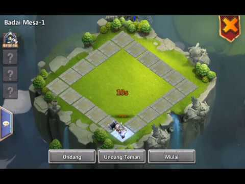 Hack Castle Clash 2018 ( Cheat Dungeon All Server )  ROOTED