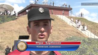 Танковый биатлон - 2014. Армения в фаворитах