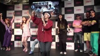"""2010.6.13 サイタマノラッパーインストアイベント@HMV渋谷 """"B..."""