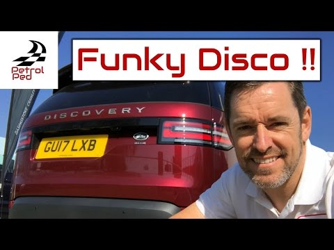 2017 Land Rover Discovery 5 Review - WOW is this thing good