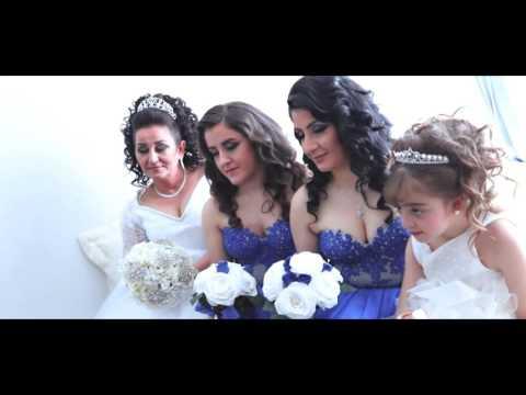 Giwarges & Amal`s Wedding Highlights Video - MAHABA.ca