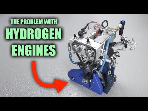 Why Hydrogen Engines Are A Bad Idea