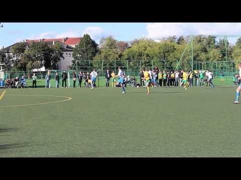 "2012-09-09 ""Kaunas"" 5 : 0 ""Hegelmann Litauen"" // Įvarčiai"