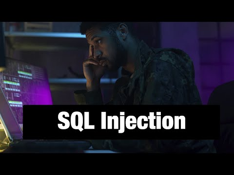 SQL Injection Tutorial - Part 1 Introduction thumbnail