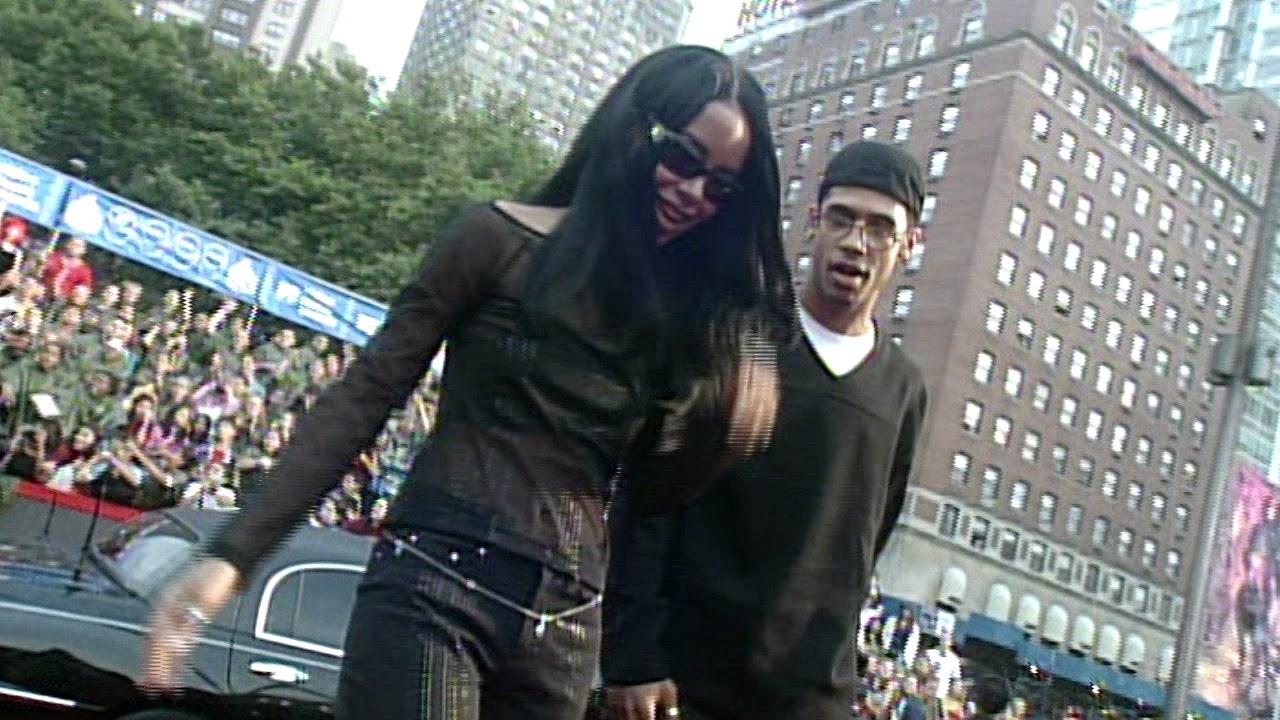 Aaliyah Arriving To 1999 MTV Video Music Awards Aaliyahpl